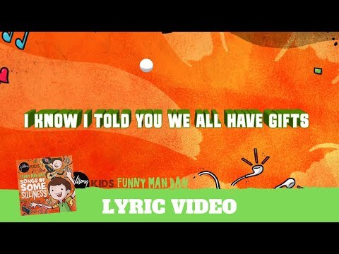 A Gift So Wonderful - Lyric Video (Songs of Some Silliness)