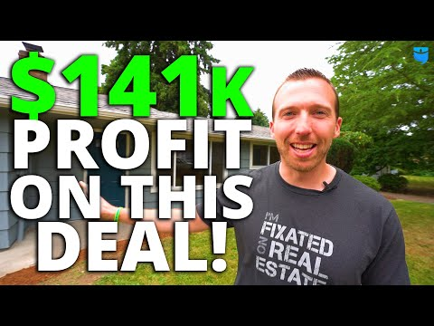 BRRRR Investment Property From Start To Finish! ($141,000 Profit)