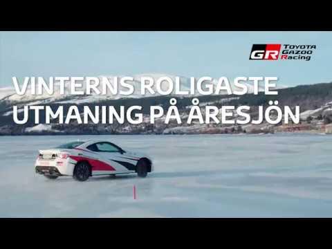 Toyota Sverige | Åre Ice Driving