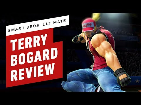 Super Smash Bros. Ultimate: Terry Bogard DLC Review - UCKy1dAqELo0zrOtPkf0eTMw