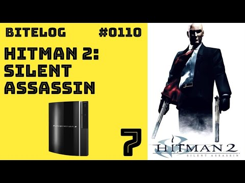 BITeLog 0110.7: Hitman 2, Silent Assassin HD (PS3)