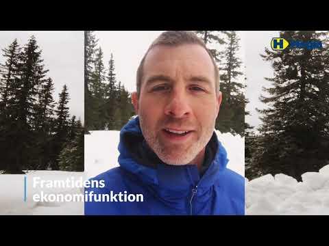 Fredrik Wallin om ekonomiavdelningen 2.0