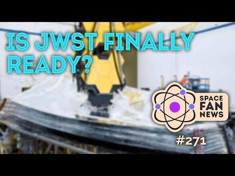 Is James Webb Space Telescope Finally Ready? - UCQkLvACGWo8IlY1-WKfPp6g