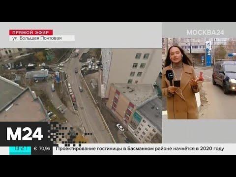 Водители вынужденно нарушают ПДД в центре столицы - Москва 24 photo