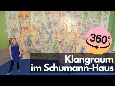 360° Klangraum im Schumann-Haus