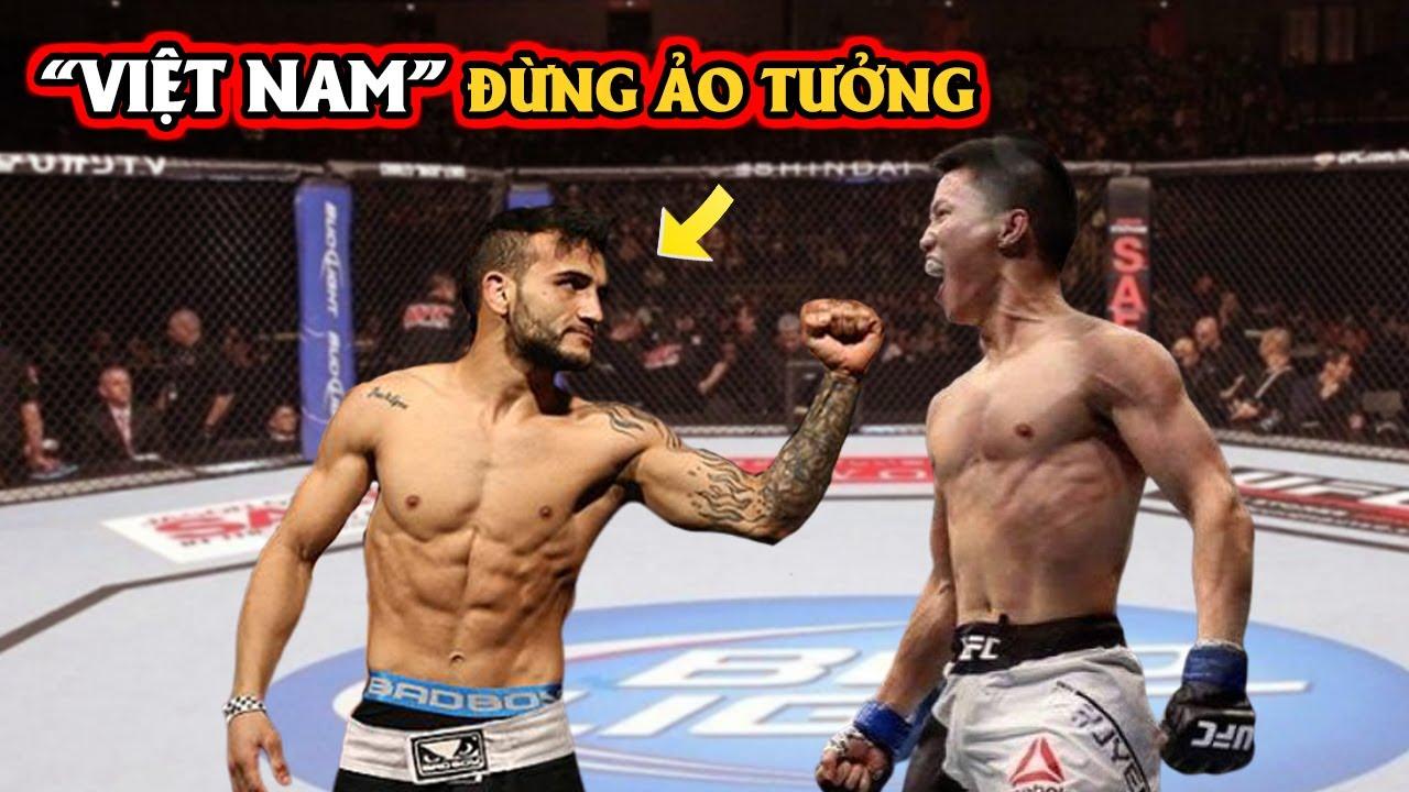 """Nhà Vô Địch UFC Kỳ Thị """"Người Gốc Á"""" Huênh Hoang Coi Thường Võ Sĩ Việt Và Cái Kết"""