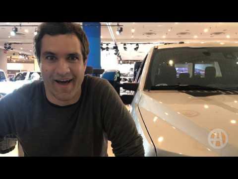 Ford F-350 Super Duty: New York Auto Show - Video