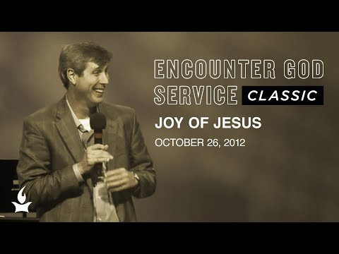 Joy Of Jesus  EGS Classic  Allen Hood  IHOPKC