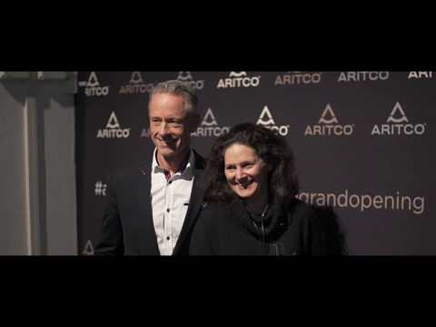 Grand Opening of Aritco HQ, Sweden