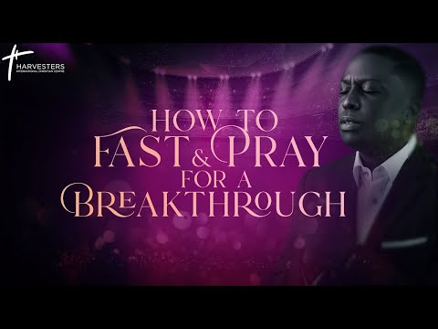 How To Fast And Pray For A Breakthrough (Sermon Only)  Pst Bolaji Idowu