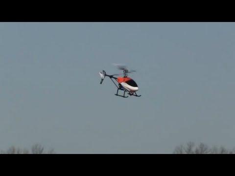 Heli-Max Novus FP N200 Review - Part 1, Intro and Flight - UCDHViOZr2DWy69t1a9G6K9A