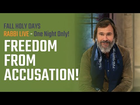 FALL HOLY DAYS - RABBI LIVE