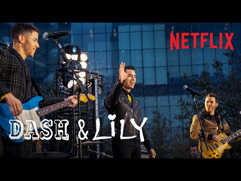 Dash & Lily | Clip: Jonas Brothers Concert | Netflix