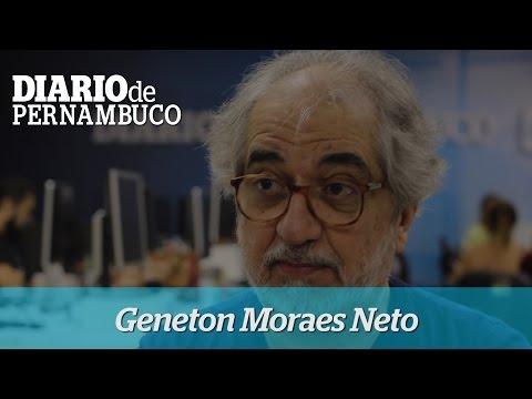 Relembre entrevista com Geneton Moraes Neto    Especial 190 anos