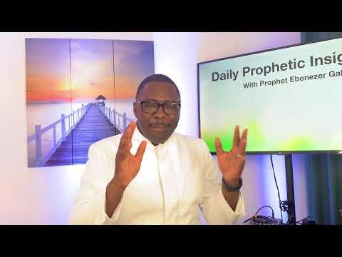 Prophetic Insight Apr 4th, 2021