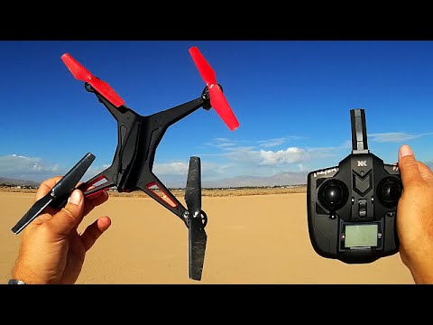 XK Alien X250 Drone Air Pressure Needle Test Flight - UC90A4JdsSoFm1Okfu0DHTuQ