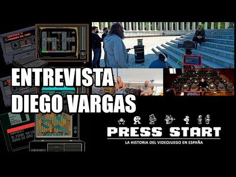 PRESS START DOCUMENTAL HISTORIA DE LOS VIDEOJUEGOS ESPAÑOL