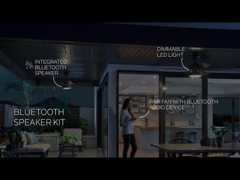 Bluetooth Speaker Kit - Kichler Ceiling Fan Fast Facts