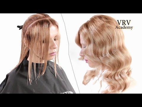 Стрижка Волос с Градуировкой ✂ Стрижка на длинные волосы ✂ Как подстричь photo