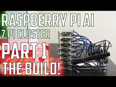Raspberry Pi Cluster Super Computer AI Part 1   The Build - UCIKKp8dpElMSnPnZyzmXlVQ