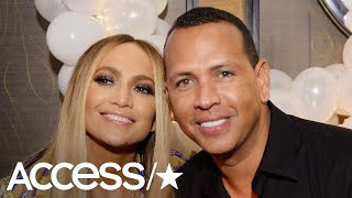 Why Jennifer Lopez's Epic Birthday Gift For Alex Rodriguez Is Even Cooler Than You Thought