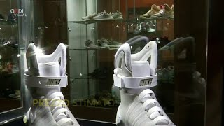 Sotheby's mette all'asta le sneakers. Tra le più rare quelle di 'Ritorno al futuro'