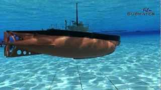 Modellbau LIVE | Historische U-Boote / historic submarines radio controlled  👍