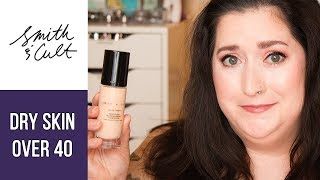 SMITH & CULT VEILED THREAT FOUNDATION | Dry Skin Review & Wear Test