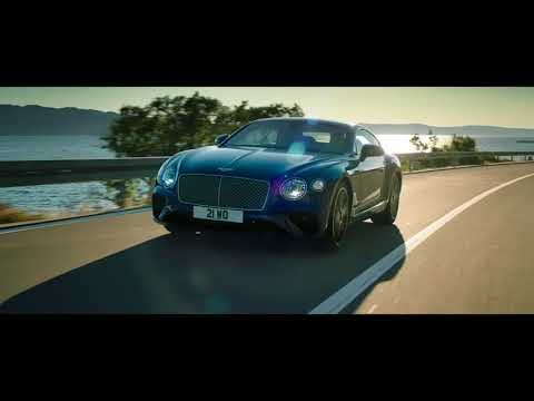 The New Continental GT has arrived | New Bentley Continental GT
