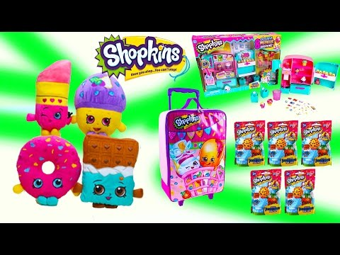 New Shopkins Season 3 So Cool Metallic Fridge w Exclusives Backpack Hanger Blind Bags Plush Toys - UCelMeixAOTs2OQAAi9wU8-g