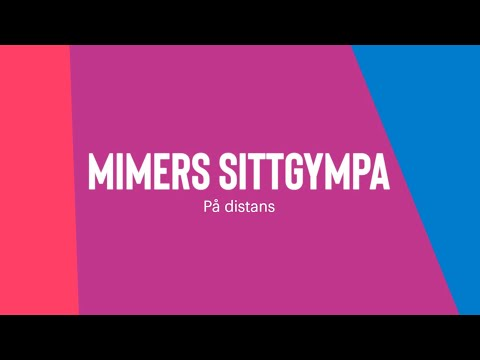 Mimers sittgympa