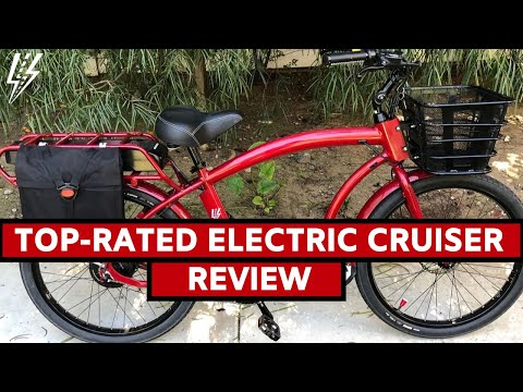 ElectricBikeReview.com Reviews Our Bikes!!!
