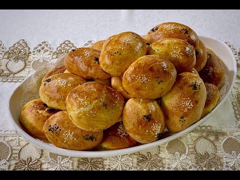 Пирожки с картошкой и тушеной капустой по семейному рецепту Сталика Ханкишиева | РенТВ о вкусной