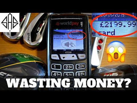BUYING EXPENSIVE CLUBS TO IMPROVE YOUR GOLF?