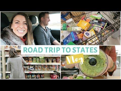Flat Tire Road Trip & Best Guacamole Recipe! | NIK + MATT 50