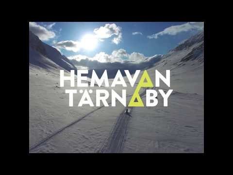 Skoter i Hemavan Tärnaby