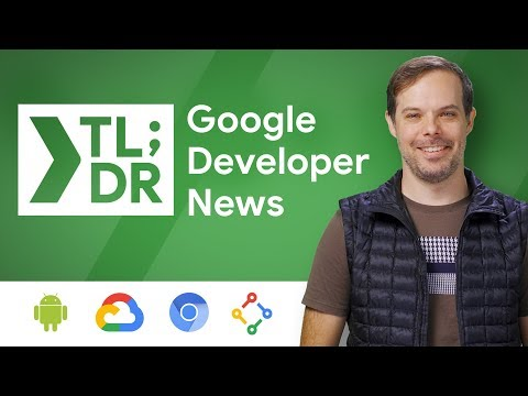Google I/O app source code, Chrome 77 Beta, & OpenCensus Web - UC_x5XG1OV2P6uZZ5FSM9Ttw