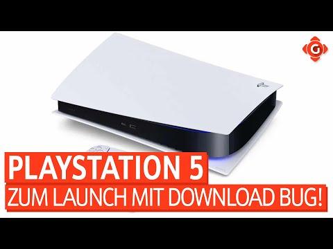 PS5: Zum Europa-Launch mit Download-Bug! Project 007: Neues Projekt der Hitman-Macher! | GW-NEWS