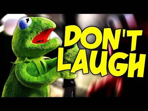 These Aren't the Muppets I Remember... Try not to Laugh Challenge - Muppets Edition?