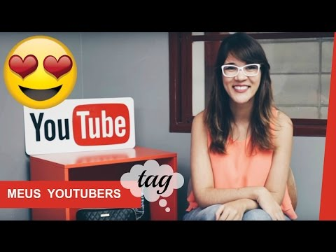 Tag: Meus Youtubers | Pigmento F
