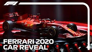 Nuova Ferrari F1 SF 1000 2020