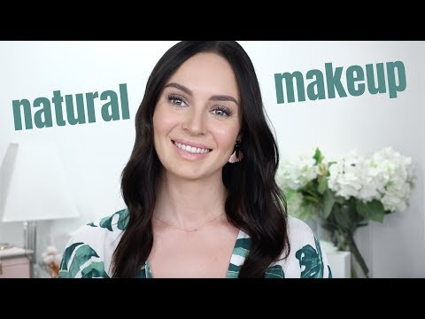 Everyday Natural Makeup Look! Chloe Morello