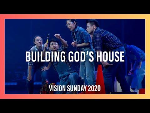 Building Gods HouseVision Sunday 2020  New Creation Church