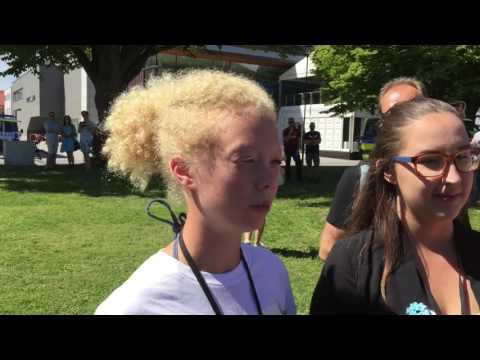 Knattereporter Filippa intervjuar Anna Kinberg Batra (M)