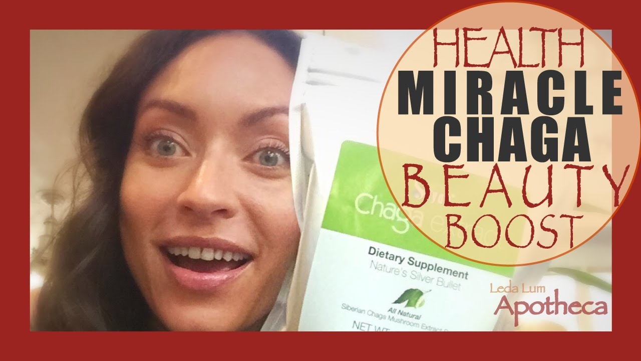 Miracle Chaga Extract: Mega Beauty and Health Boost!!