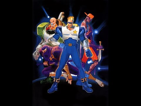 Captain Commando Arcade Sound Track