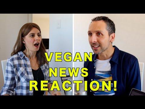 VEGAN NEWS REACTION!