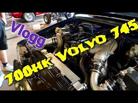 Nisse Pisses Volvo 745 - 700hk!