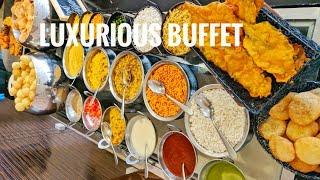 Luxurious ALL YOU CAN EAT BUFFET | Fairfield by Marriott Lucknow Tour | Hmm