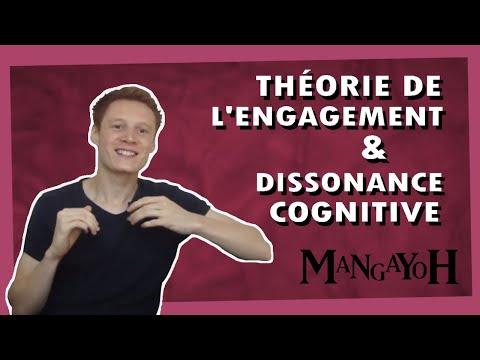 Théorie de l'engagement et dissonance cognitive